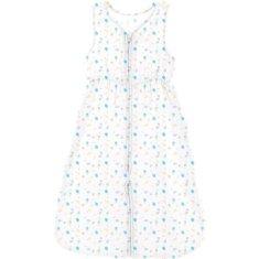 Domiva spací pytel pro děti Summer, do 6 měsíců, bílo/modrý