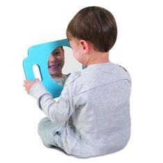 BSM výukové zrcadlové hodiny