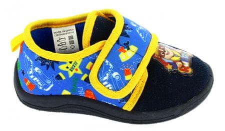 Disney by Arnetta dječje papuče Paw Patrol 26 tamno plava