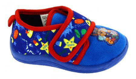 Disney by Arnetta chlapecké bačkůrky Paw Patrol 25 modrá