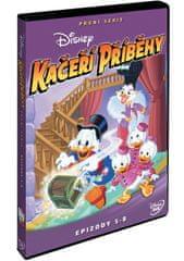 Kačeří příběhy 1.série, disk 2 - DVD
