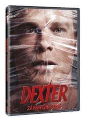 Dexter - 8. série (4DVD) - DVD