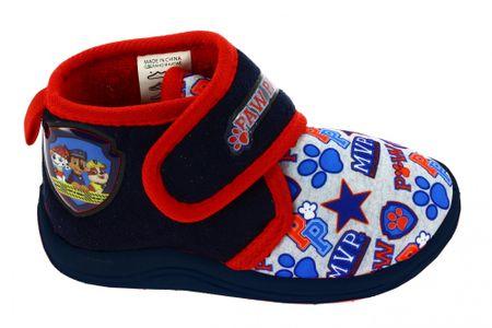 Disney by Arnetta chlapecké bačkůrky Paw Patrol 20 tmavě modrá