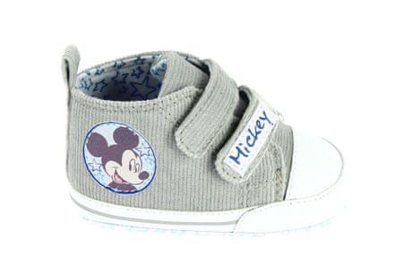 Disney by Arnetta chlapecké capáčky 15 šedá