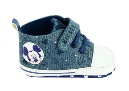 Disney by Arnetta dječje papuče Mickey Mouse 18 plava