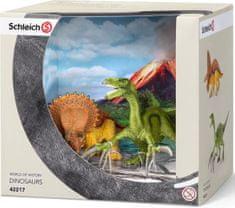 Schleich Schleich Dinosauři Triceratops a Therizinosaurus 42217