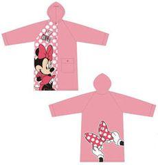 Arditex Dětská pláštěnka Minnie Mouse růžová vel. 4-8 Velikost: 8 let