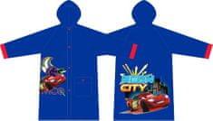 Arditex Dětská pláštěnka Cars modrá Velikost: 8 let