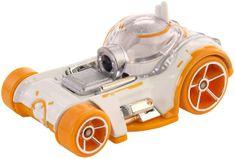 Mattel Hot Wheels Star Wars autíčko BB-8 1:64