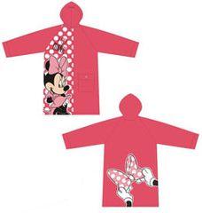 Arditex Dětská pláštěnka Minnie Mouse červená vel. 4-8 Velikost: 8 let