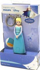 Philips Přívěsek na klíče Frozen Elsa LED svítící