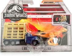 Matchbox Matchbox Dinokáry Jurský svět T. Rex Trailer