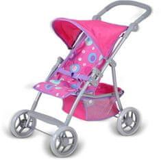 Knorrtoys Kočárek pro panenky LIBA golfové hole Pink Splash