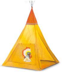 Knorrtoys Dětský hrací stan teepee / týpí Cheyenne