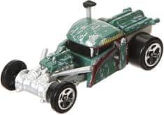 Mattel Hot Wheels Star Wars autíčko Boba Fett 1:64