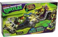 Mattel Hlídkové vozidlo Želvy Ninja TMNT