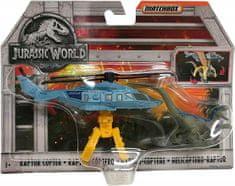Matchbox Matchbox Dinokáry Jurský svět Raptor Copter