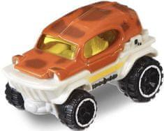 Mattel Hot Wheels Star Wars autíčko Admiral Ackbar 1:64