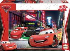 Educa Puzzle Cars 2 100 dílků 40x28cm