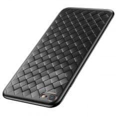 BASEUS BV Weaving Series zaštitna futrola za iPhone 6/6s, crna, WIAPIPH6S-BV01