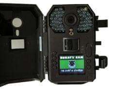 BUNATY Fotopasca FULL HD + 16 GB SD karta, 8 ks batérií, kovový ochranný box, kempingová sada a doprava ZADARMO!