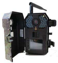 BUNATY Fotopasca FULL HD GSM + 32 GB SD karta, 8 ks batérií, ochranný kovový box, kempingová sada a doprava ZADARMO!