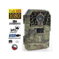 BUNATY Fotopasca WIDE FULL HD + 16 GB SD karta, 8 ks batérií, kempingová sada a doprava ZADARMO!