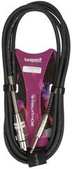 Bespeco IROMA300P Mikrofonní kabel