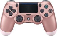 Sony Playstation PS4 kontroler, DualShock 4, Rose Gold