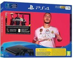 Sony PlayStation 4 Slim - 1TB + 2× DualShock4 + FIFA 20