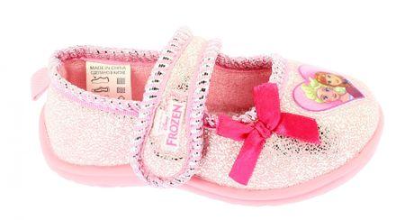Disney by Arnetta papuče za djevojčice Frozen 28 roze