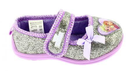 Disney by Arnetta papuče za djevojčice Frozen 30 ljubičaste