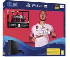 SONY konsola PlayStation 4 Pro - 1 TB + FIFA 20
