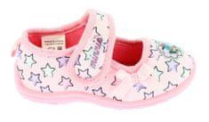 Disney by Arnetta dievčenské papučky Minnie