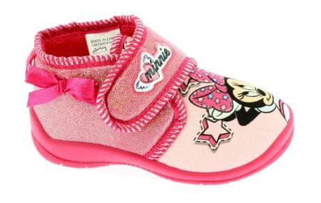 Disney by Arnetta dječje papuče Minnie 27 roza