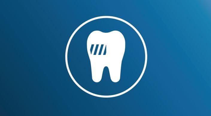 Philips Sonicare HX6809/35 ProtectiveClean White 1 + 1 fehér fogak