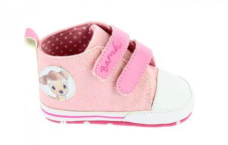 Disney by Arnetta dívčí capáčky Bambi 15 růžová