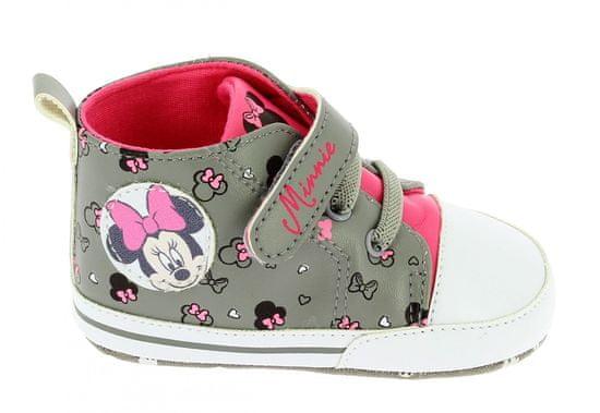 Disney by Arnetta dívčí capáčky 16 šedá