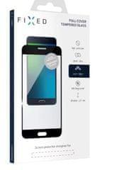 Fixed Ochranné tvrzené sklo Full-Cover pro Samsung Galaxy A20e, černé, FIXGFA-399-BK