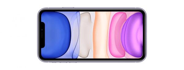 Apple iPhone 11, czytnik twarzy Face ID, rozpoznawanie twarzy