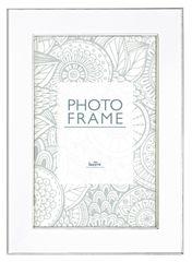 Innova Editions KILKENNY WHITE AND SILVER 20x25