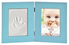 Innova Editions BABY KEEPSAKE KIT BLUE 13x18