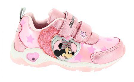 Disney by Arnetta tenisówki dziewczęce Minnie 25 różowe