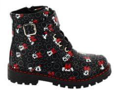 Disney by Arnetta dievčenská členková obuv Minnie