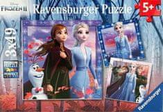 Ravensburger Puzzle 050116 Disney Ledové království 2 3x49 dílků