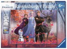 Ravensburger Puzzle 128679 Disney Ledeno kraljevstvo 2, 100 komada