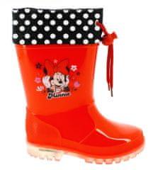 Disney by Arnetta Minnie dekliški svetleči škornji