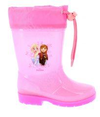 Disney by Arnetta dievčenské gumáky Frozen