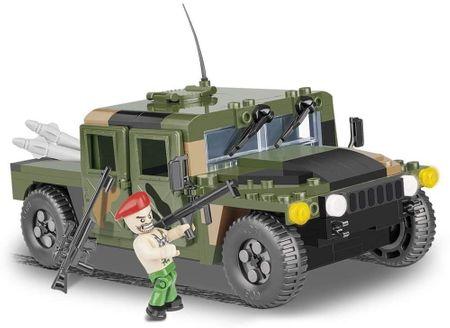 Cobi 24304 NATO terénní vozidlo zelené