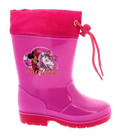 Disney by Arnetta čizme za djevojčice Minnie 25 roza